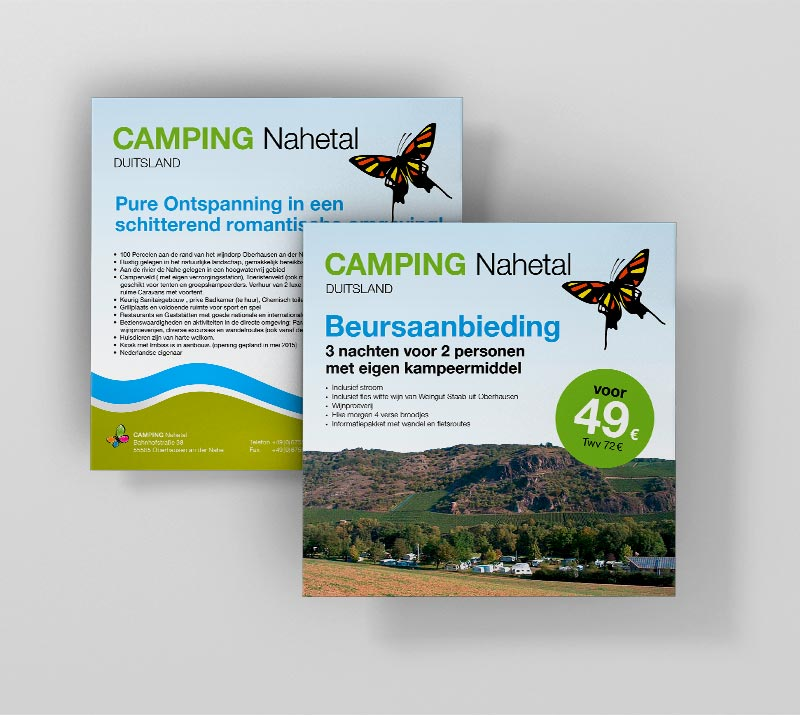 Flyer Camping